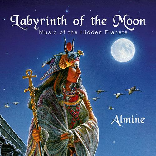 Labyrinth of the moon CD cover